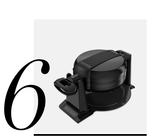 WMD200B-Double-Flip-Belgian-Waffle-Maker-Black-Decker-top-10-black-colored-kitchen-accessories-home-decor-ideas-kitchen