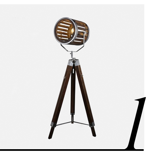 Tripod-Floor-Lamp-Brown-A-B-Home-top-10-industrial-loft-lamps-home-decor-ideas-living-room