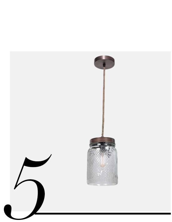 Mason-Jar-Ceiling-Light-Fixture-RENWIL-top-10-kitchen-lamps-home-decor-ideas-kitchen