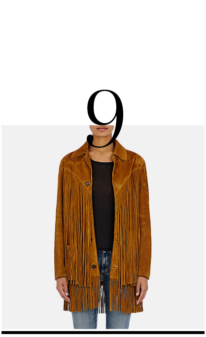 Saint-Laurent-Texan-Fringed-Jacket-sonya-benson-top-10-most-wanted-gifts-barneys-madison-avenue