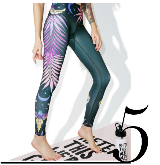 Teeki-Phoenix-Rising-Hot-Pant-westside-collective-heather-roma-top-10-most-wanted-eco-friendly-gifts