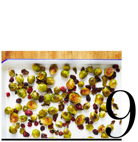 Coconut-Roasted-Sprouts-with-Cranberries-top-10-hemsley-and-hemsley-healthy-holiday-recipes