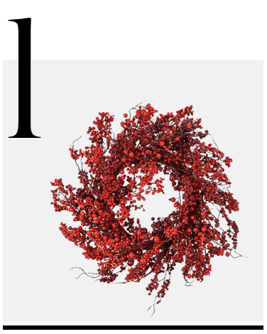 Red-Berry-Wreath-Fantastic-Craft-top-10-holiday-decorations-red