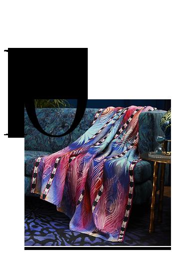 peacock-linen-throw-top-10-matthew-williamson-furniture