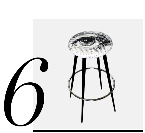 Occhio-Bar-Stool-Fornasetti-top-10-bar-and-counter-stools-kitchen-accessories-home-decor