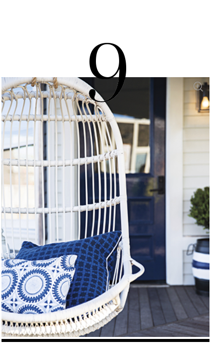 Hanging-Rattan-Chair-Serena-Lily-home-improvement-ideas-beach-home-decor-accessories