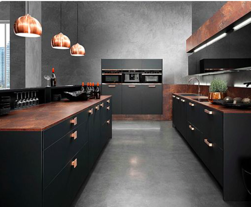 Top Copper Colored Kitchen Accessories Home Decor Ideas Kitchen