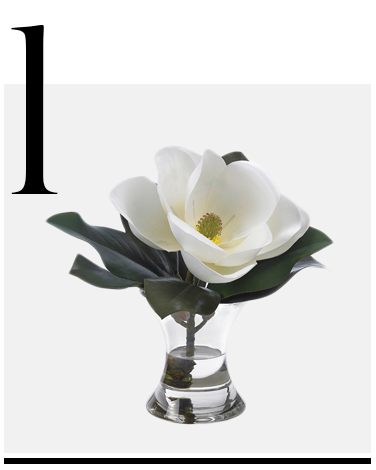 Large-Magnolia-Blossom-Diane-James-luxurious-housewarming-gifts-top-ten-gift-ideas