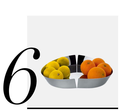 Stainless-Steel-Split-Center-Fruit-Bowl-Alessi-luxurious-housewarming-gifts-top-ten-gift-ideas