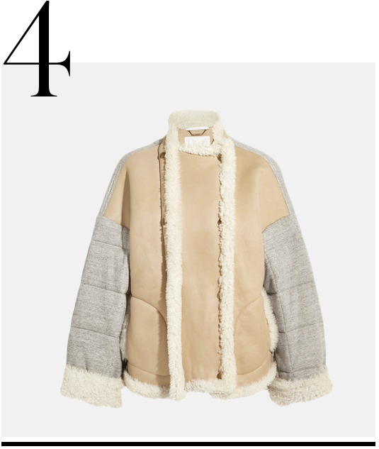 Oversized-shearling-and-quilted-cotton-jersey-jacket-CHLOÉ-Georgina-Graham-most-wanted-gifts