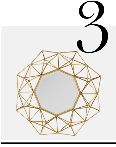 Geometric-Wall-Mirror-Mercer41-home-improvement-ideas-white-and-gold-home-decor-accessories