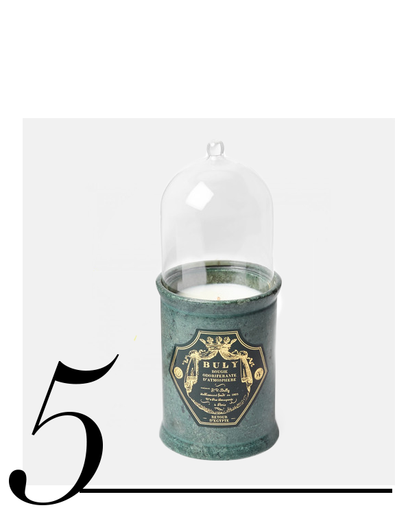 Buly-1803-'Retour-d'Egypte'-scented-candle-candles-smokey-home-decor-ideas-living-room