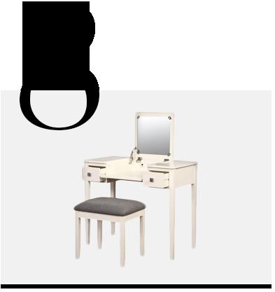 Kayden-Vanity-Set-Linon-top-10-white-bedroom-sets-furniture