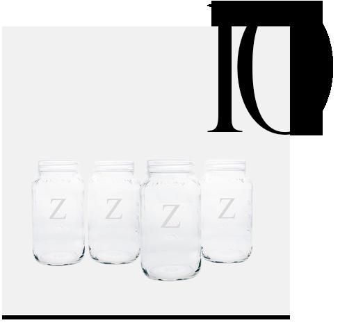 Monogram-Glass-Mason-Jar-Mugs-Set-of-4-CATHYS-CONCEPTS-top-10-drinking-glasses-on-sale