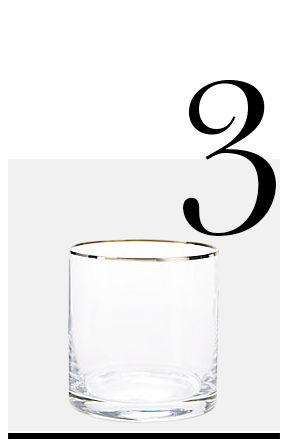 Michel-Gold-Rimmed-Glass-Set-of-4-Fitz-and-Floyd-top-10-drinking-glasses-on-sale