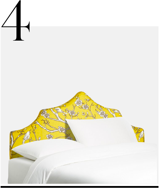 Camille-Headboard-French-Yellow-One-Kings-Lane-top-10-upholstered-headboard-bedroom-furniture