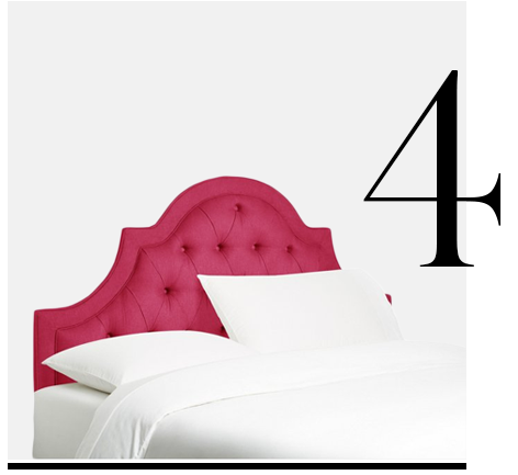 Harvey-Tufted-Headboard-Fuchsia-Linen-One-Kings-Lane-top-10-tufted-headboard-bedroom-furniture