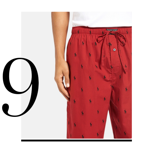 Cotton-Lounge-Pants-Polo-Ralph-Lauren-top-10-Tasteful-valentines-gifts-for-him