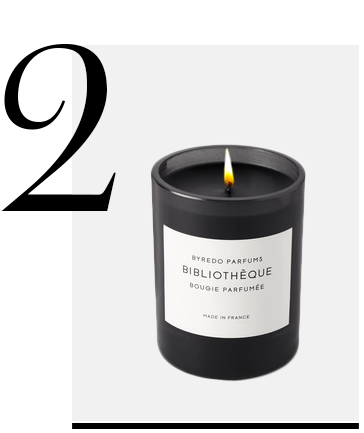 Bibliothèque-Scented-Candle-BYREDO-top-10-romantic-scented-candles