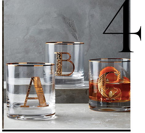 Anthropologie-Gilded-Monogram-DOF-Glass-top-10-Tasteful-valentines-gifts-for-him