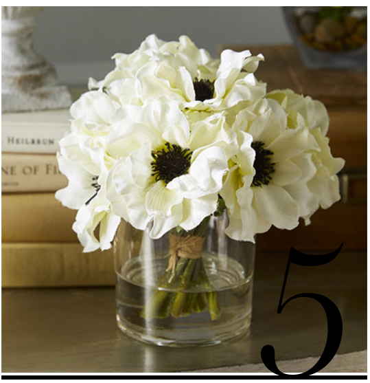 White-Anemone-Short-Bouquet-in-Glass-Vase-Creative-Displays-Inc-white-artificial-flower-arrangements-top-10
