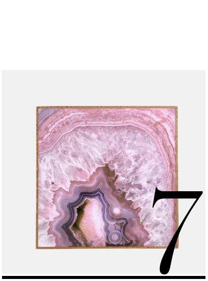 Pale-Pink-Agate-Framed-Wall-Art-DENY-DESIGNS-pale-pink-room-inspiration-decor