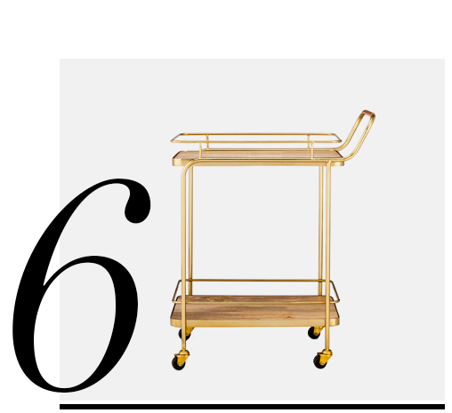 Metal-Wood-and-Leather-Bar-Cart-Gold-Threshold™-home-improvement-ideas-color-gold-home-decor-accessories