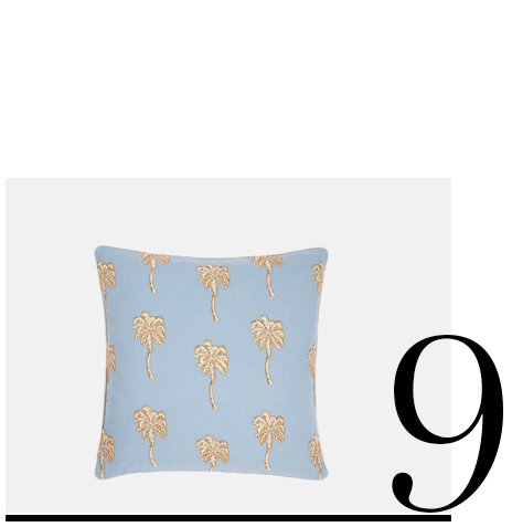 Palmier-Cushion-45x45cm-Chambray-Elizabeth-Scarlett-top-10-palm-leaf-throw-pillows