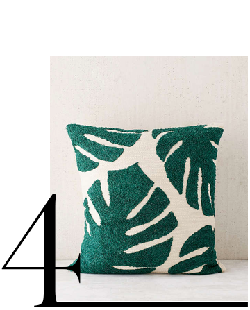 Assembly-Home-Crewel-Palms-Pillow-Urban-Outfitters-top-10-palm-leaf-throw-pillows