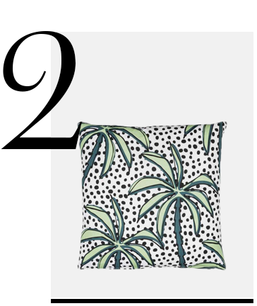 Palmiero-Accent-Pillow-EIGHTMOOD-top-10-palm-leaf-throw-pillows