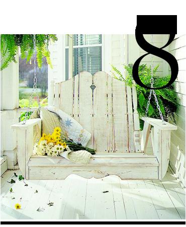 Nantucket-Porch-Swing-Uwharrie-top-10-swing-chairs