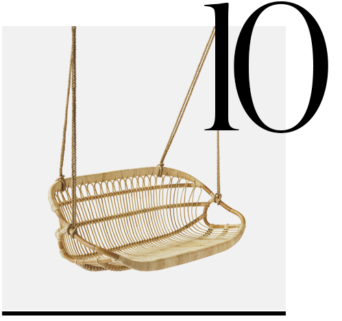 Hanging-Rattan-Bench-Serena-Lily-top-10-swing-chairs
