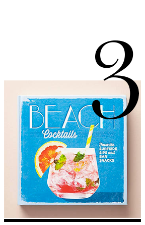 Beach Cocktails Anthropologie Top 10 Summer Coffee Table