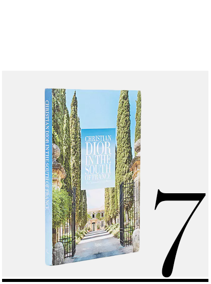 Christian-Dior-In-The-South-Of-France-The-Château-De-La-Colle-Noire-RIZZOLI-top-10-summer-coffee-table-books