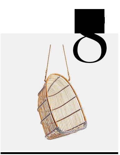 Holly-Swing-White-Cappuccino-SIKA-DESIGN-A-S-top-10-miami-inspired-decor