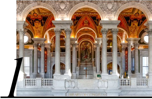 Library-of-Congress-10-Unmissable-places-to-visit-in-Washington-by-Norah-O-Donnel