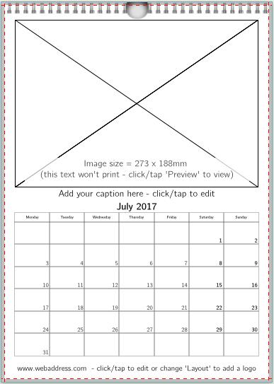 A3 Box Grid