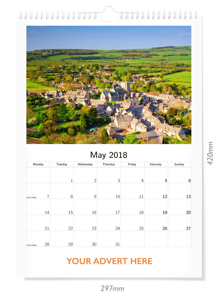 wall calendars specifications and prices createcalendars