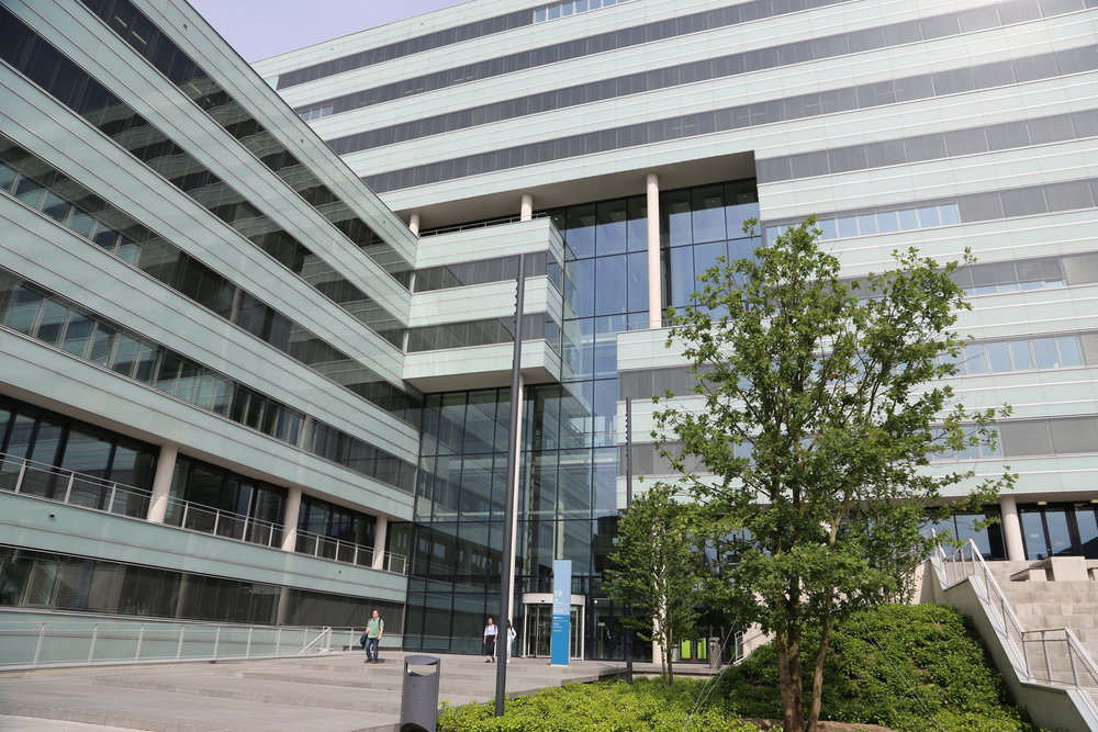 Jeppix is headquartered in the Flux Building on the campus of Eindhoven University of Technology