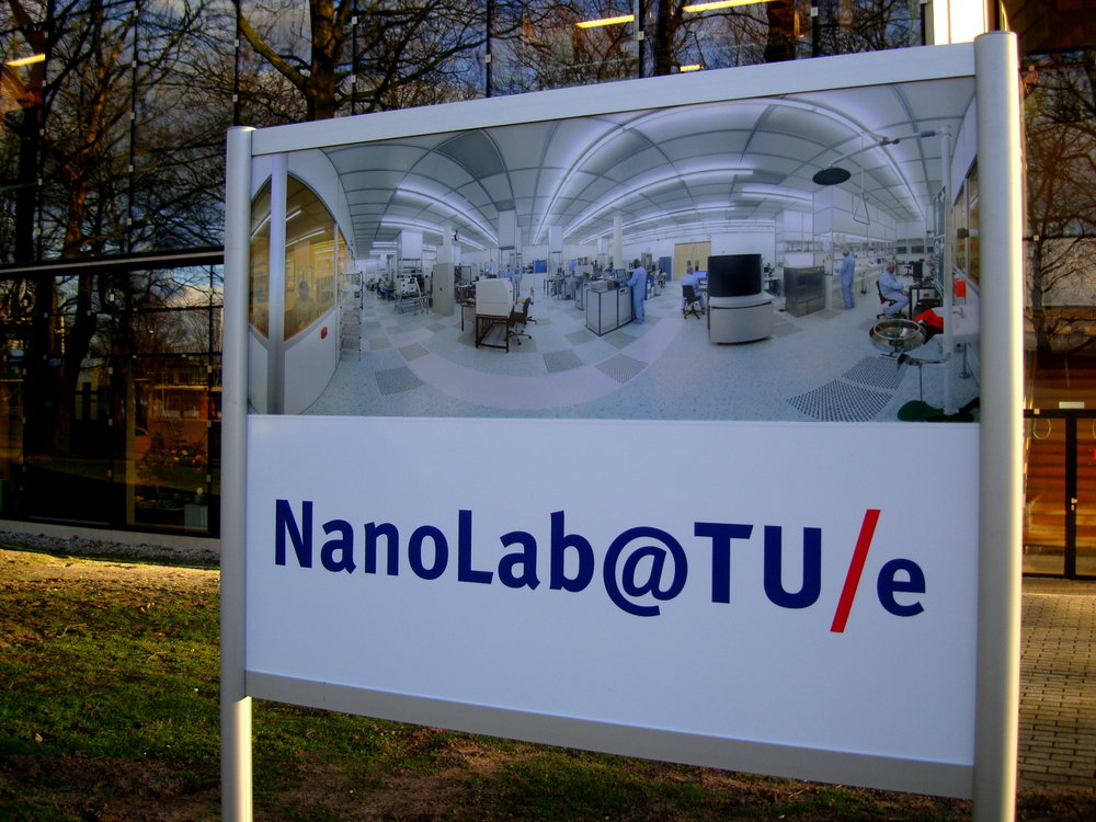 The Nanolab at Eindhoven University of Technology recently got a €7.2 million Euro upgrade injection