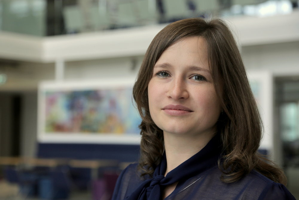 Dr. Katarzyna Lawniczuk JePPIX Training Coordinator Joint Ph.D. studies between Eindhoven University of Technology, the Netherlands, and Warsaw University of Technology, Poland. Katarzyna's PhD was focused on Photonic Integration Technology and its applications, in particular development of multi-wavelength transmitters in generic photonic integration technologies. She was the first JePPIX coordinator. She continues to be actively involved with JePPIX by coordinating the training activities.
