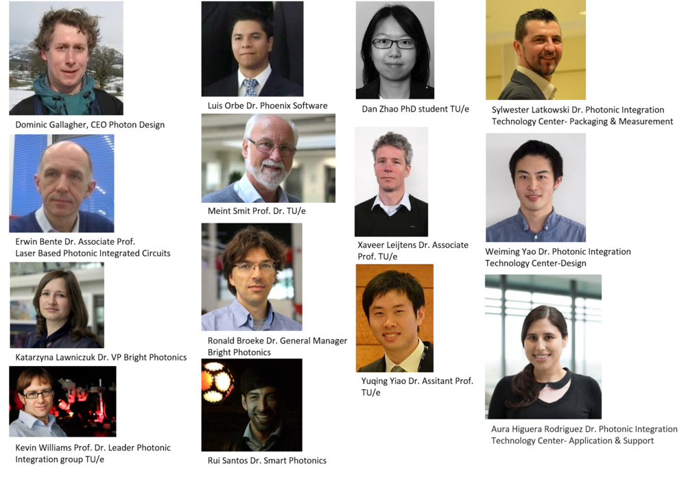 Featured Speakers JePPIX training 2017