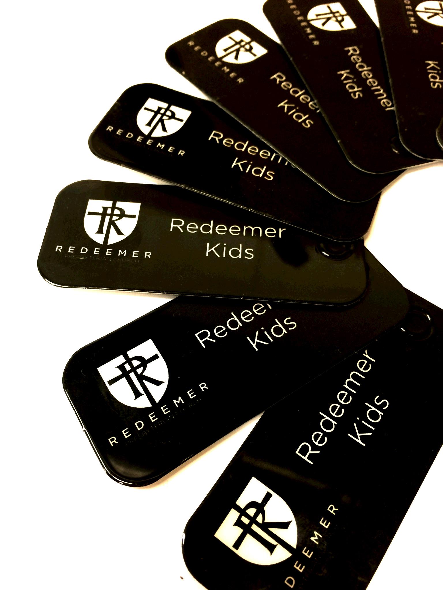 Redeemer Kids FOB