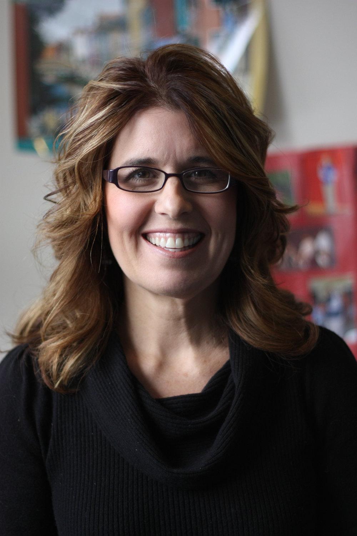 Amy Wilson serves as Redeemer's Stewardship Coordinator.