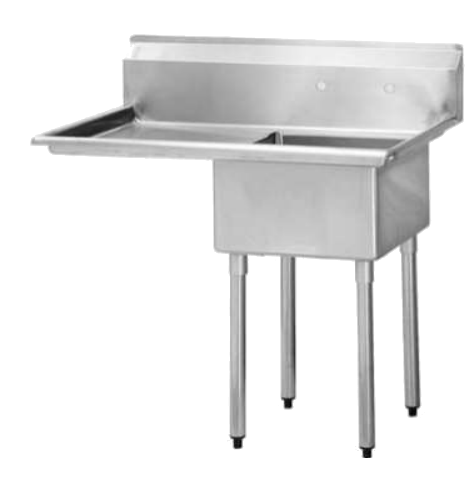 1 Compartment Sink