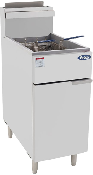 40 pound Deep Fryer — St. Charles Restaurant Equipment - (636) 244-2378
