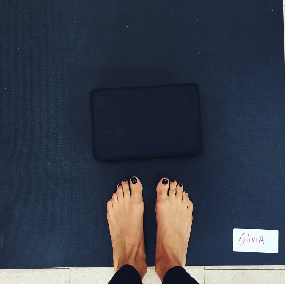 day 1, yoga teacher training, october 2015