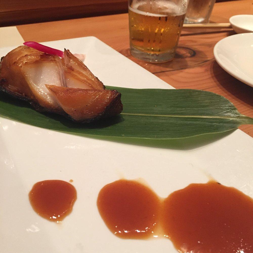 matsuhisa signature miso black cod