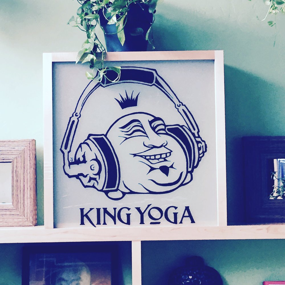 hidden gem king yoga