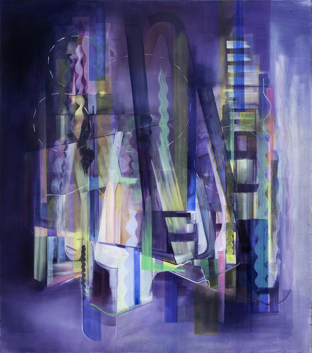 Untitled 1, 100cm x 90cm, 2014